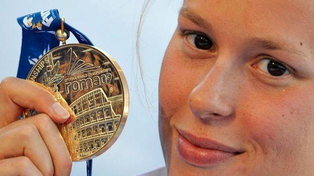 Medaglia d'oro ai mondiali nel 2009