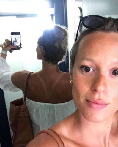Selfie allo specchio