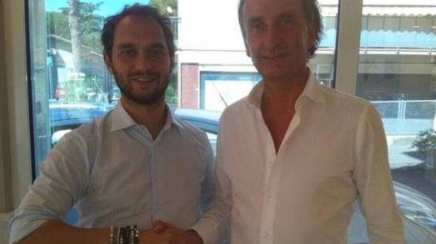 Il nuovo direttore sportivo Andreatini