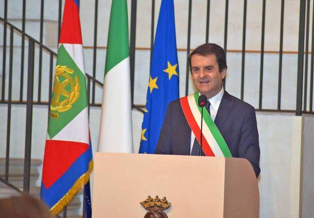 Il sindaco Massimo Depaoli (Torres)