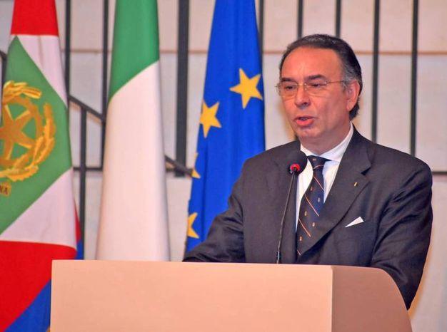 Girino Emilio, presidente associazione ex alunni del Ghislieri (Torres)