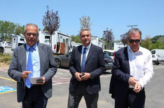 Intesa firmata nello stabilimento Laika fra l'azienda e la Regine Toscana (Foto Germogli)