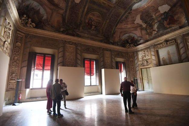 Il 22 settembre riapre lo storico Palazzo Pallavicini (foto Schicchi)