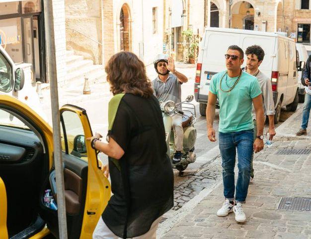 Gabbani a Fermo (foto Zeppilli)