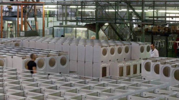 La fabbrica della Candy