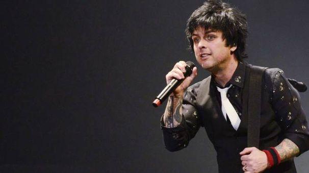 Billie Joe dei Green Day