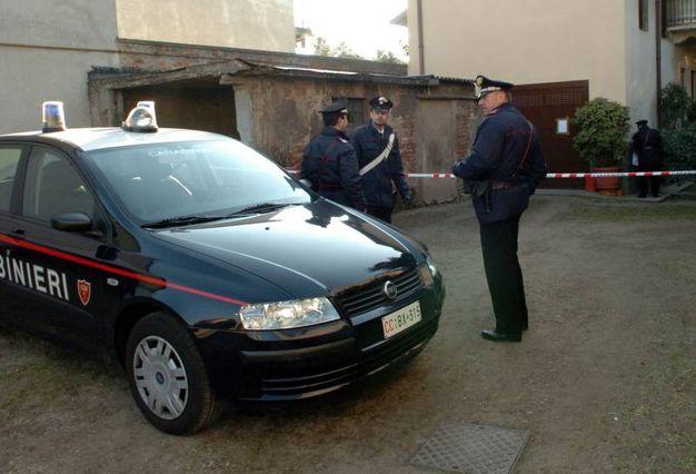 L'omicidio è avvenuto a Busto Arsizio, in via Goito (Newpress)