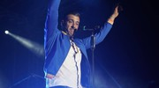 Francesco Gabbani in concerto (Foto Zeppilli)