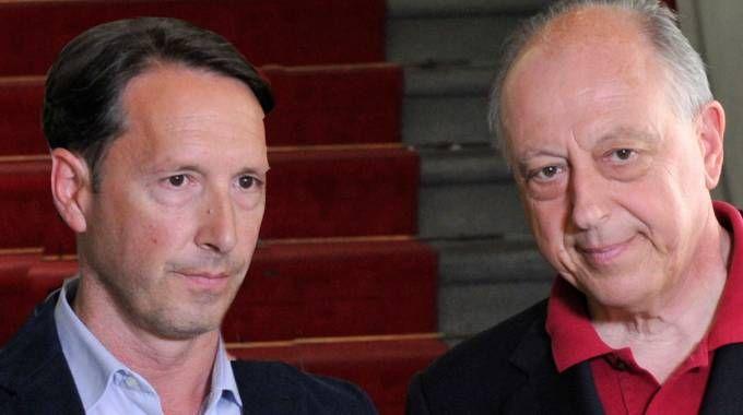 Remo Santini e Alessandro Tambellini