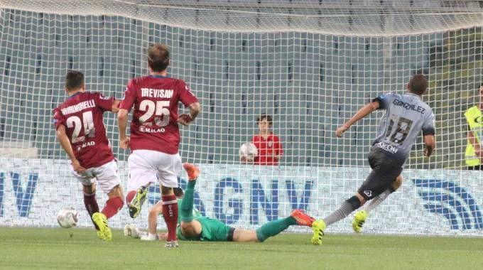 La seconda rete di Gonzalez per l'Alessandria