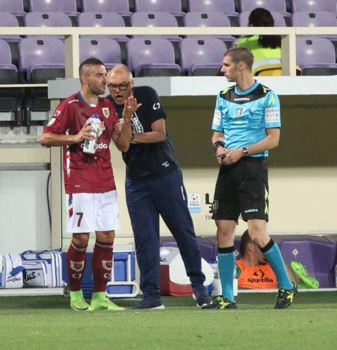 Alessandria-Reggiana 2-1. Grigi in finale con il Parma, che si disputerà sabato alle 18 all'Artemio Franchi (Foto Rastelli)