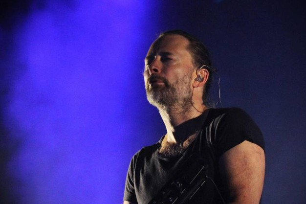 Thom Yorke (Tania Bucci / New Press Photo)