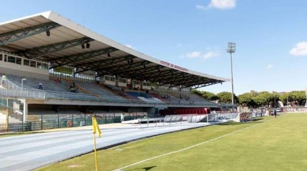 Lo stadio Zecchini