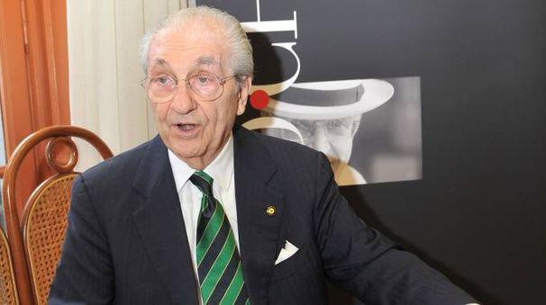 Gualtiero Marchesi collabora con il Comune