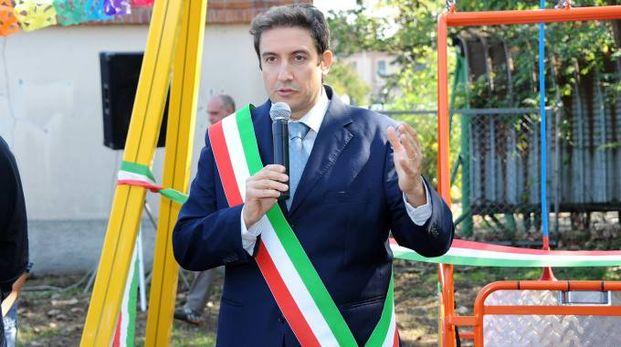 Il sindaco di Corbetta, Marco Ballarini