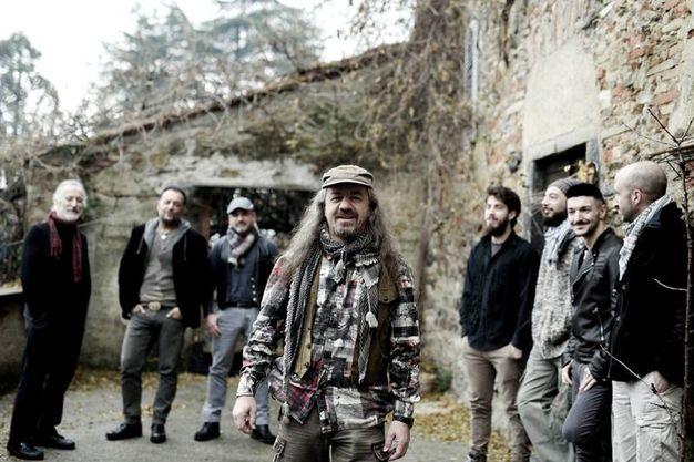 Carate, la band folk rock dei Luf