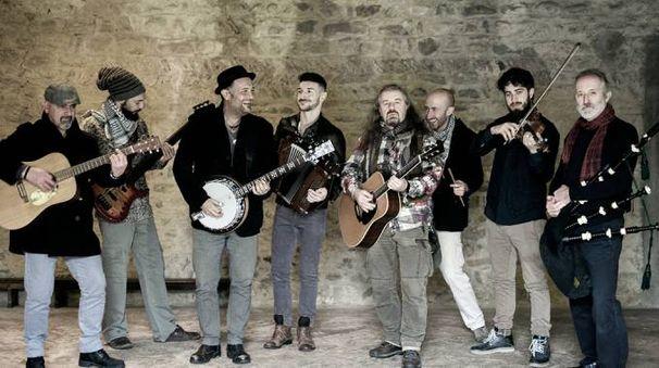 Carate, la band dei Luf in concerto alla Festa Alpina