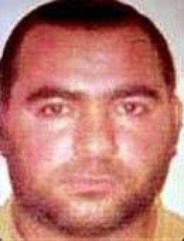 Al Baghdadi in una foto diffusa dagli Stati Uniti (Ansa)