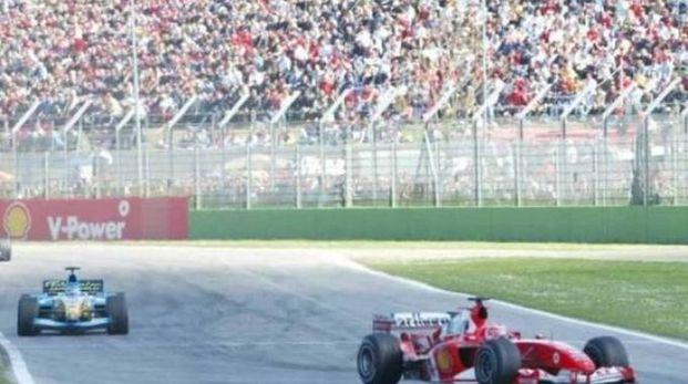 Un Gran premio di Formula 1 a Imola