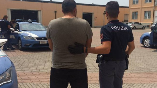 Il tunisino arrestato e rimpatriato