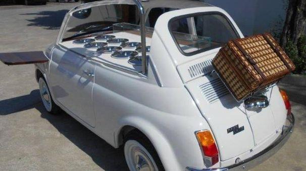 Stefano Versace ha scelto  di produrre solo gelato tradizionale