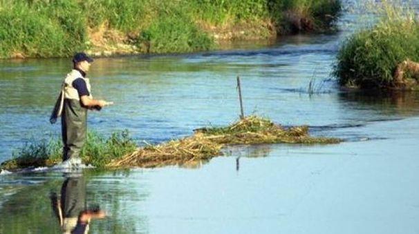 Il cosiddetto lago di «Buca» è un'opera idraulica che serve a mitigare  il rischio idraulico della zona di Iolo