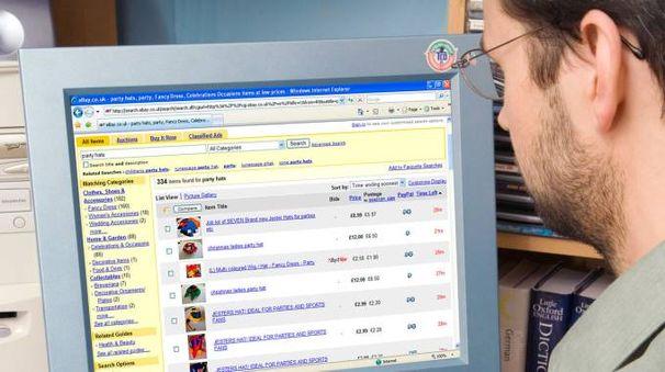 Reggio Emilia, vendeva mulinelli da pesca online ma era una truffa (immagine d'archivio)