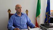 Il sindaco di Visso Giuliano Pazzaglini (foto Calavita)