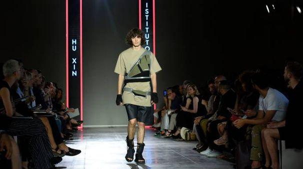 Milano Moda Uomo, la sfilata Milano Moda Graduate
