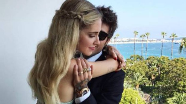 Chiara Ferragni e Fedez (Instagram)