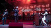 I Baustelle in concerto a Russi (Foto Zani /Casadio)