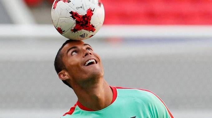 Confederations Cup 2017, Cristiano Ronaldo protagonista (Ansa)
