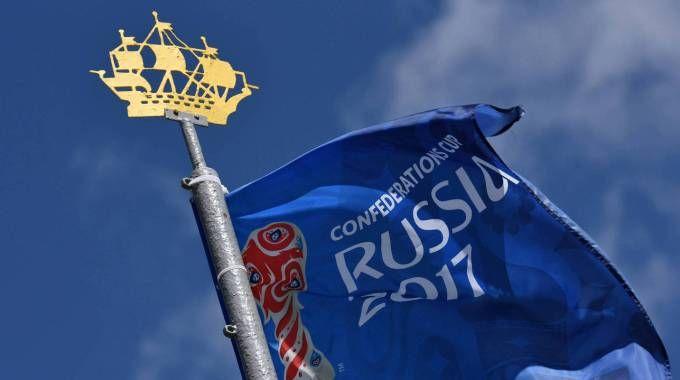 Parte la Confederation Cup (Olycom)