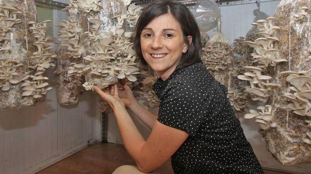Laura Gallo presidente della coop Il Giardinone
