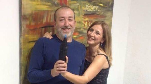 Carlo Vilardo, scrittore con l'editore Monica Attucci