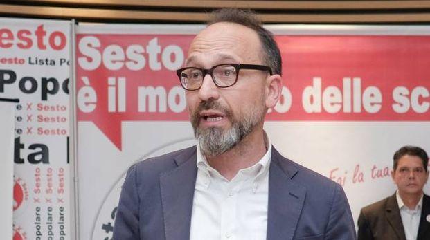 Alessandro Piano era il candidato della Lista Popolare X Sesto