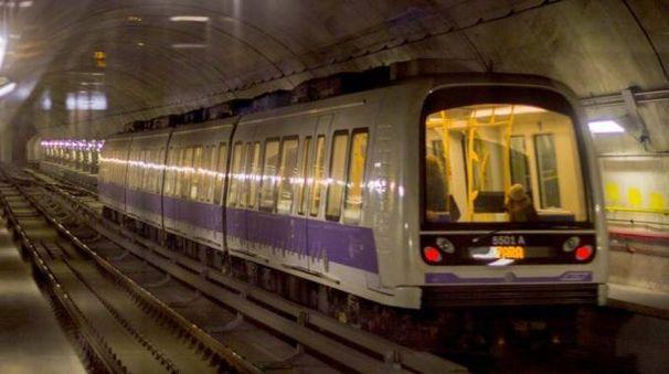 La linea 5 del metrò