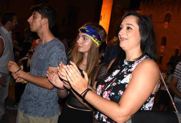Santo Spirito: la festa nella notte (Cristini)