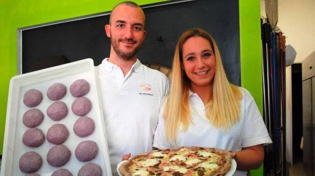 Matteo Borghi e Alessia Contini