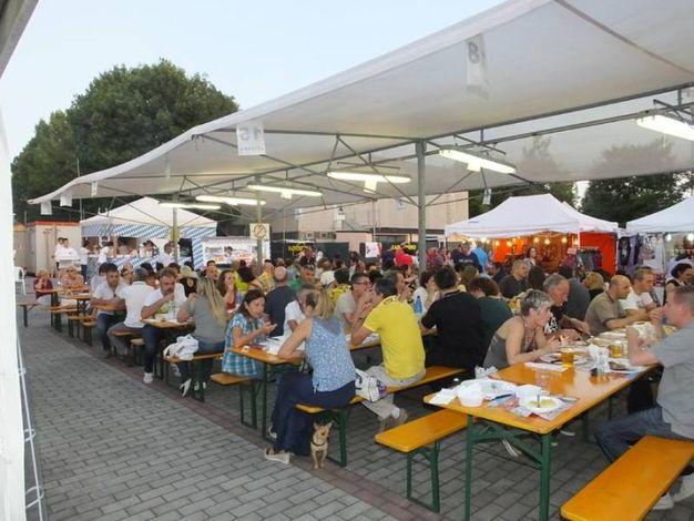 La festa della birra a Reggiolo