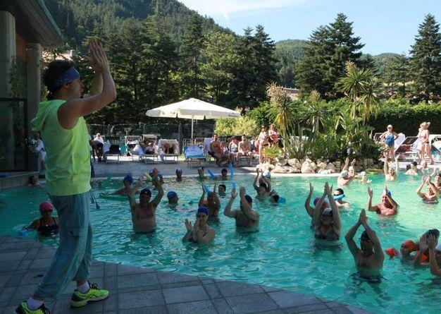 Divertimento, fitness e movimento a Bagno di Romagna (foto Ravaglia)