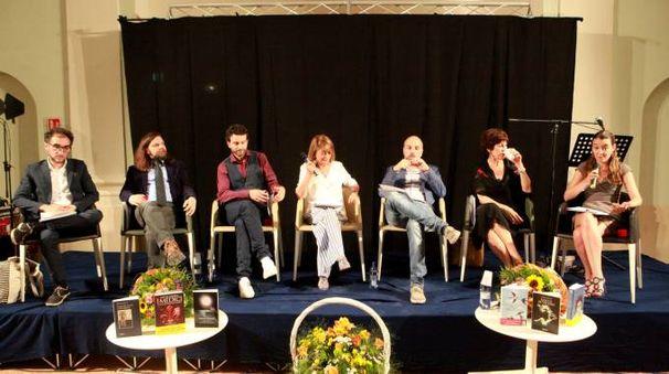 Gli autori finalisti alla recente tappa di Cesena