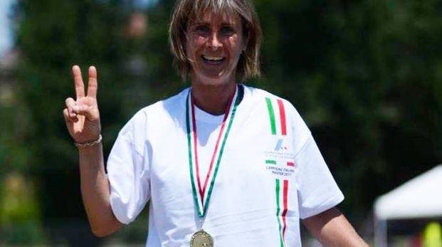 Paola Paolicchi oro a Mantova