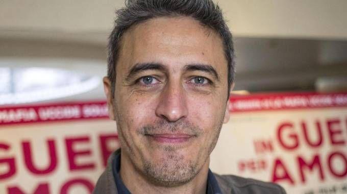 Pierfrancesco Diliberto, Pif, siciliano 45enne, è attore, regista e conduttore (Ansa)