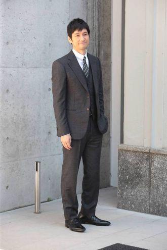 L'attore giapponese Hidetoshi Nishijima (Olycom)