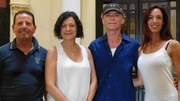 Da sinistra Di Matteo, Bonafede, Carfora e La Molinara
