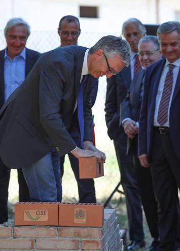 Il governatore Ceriscioli (Fotoprint)
