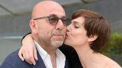 4 agosto - Paolo Virzì e Micaela Ramazzotti per La pazza gioia