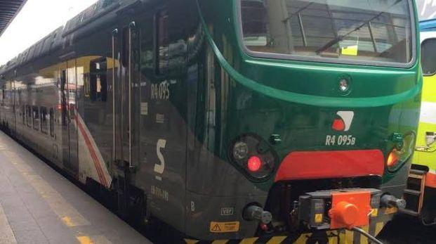Un treno di Trenord