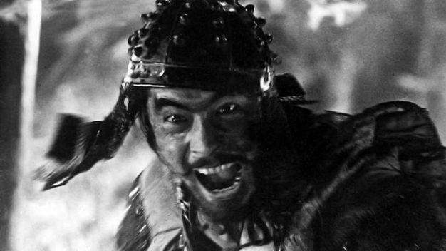 10 luglio - I sette samurai